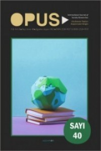 OPUS International Journal of Society Researches