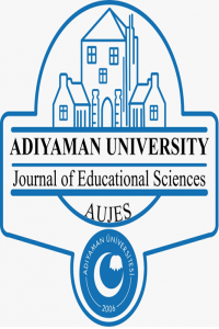 Adıyaman University Journal of Educational Sciences