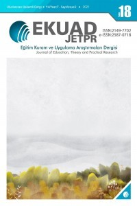 Journal of Education Theory and Practical Research