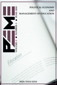 Political Economy and Management of Education