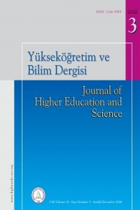 Journal of Higher Education and Science