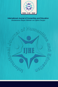International Journal of Humanities and Education