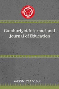 Cumhuriyet International  Journal of Education