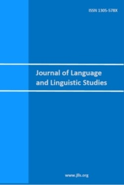Journal of Language and Linguistic Studies