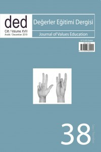 Journal of Values Education
